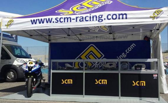 SCM Racing Ausstellung in Franciacorta